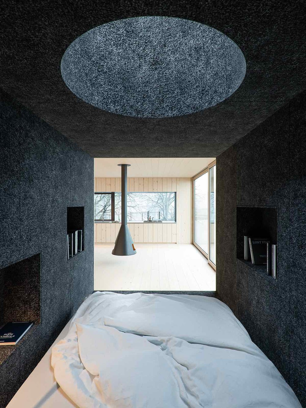 Mask House designed by WOJR