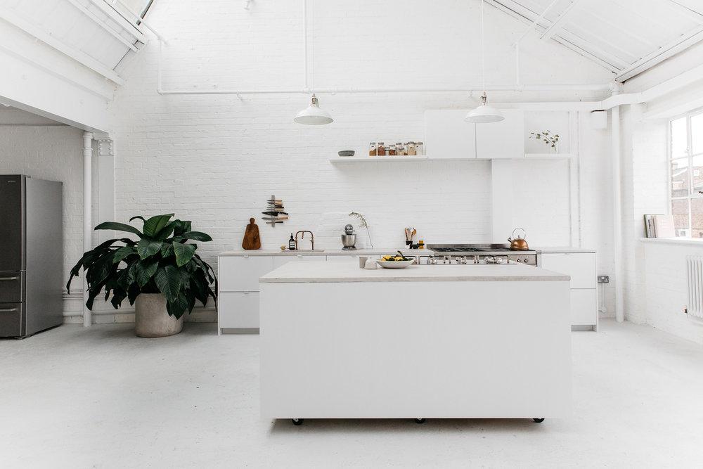 Studio 8A designed by Rye London