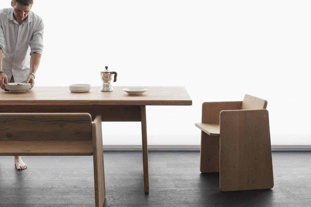 Board Seats designed by Julien Renault