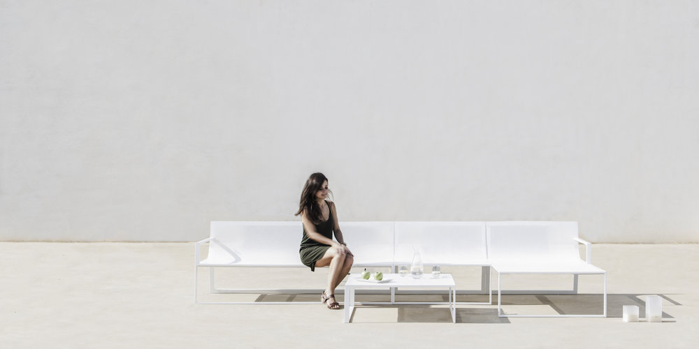Blau Collection designed by Fran Silvestre Arquitectos
