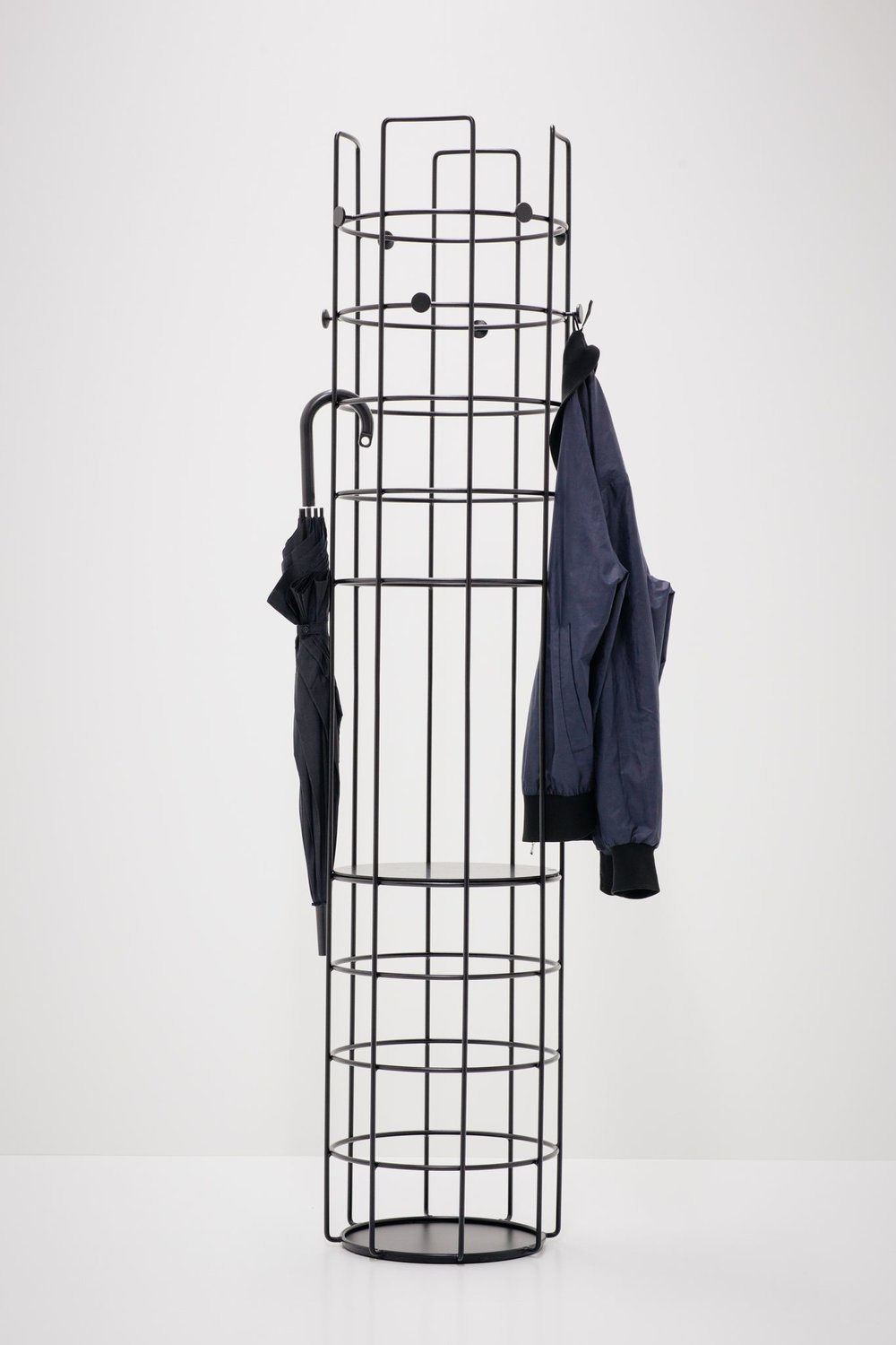 Bazar coat rack designed by Steffen Kehrle