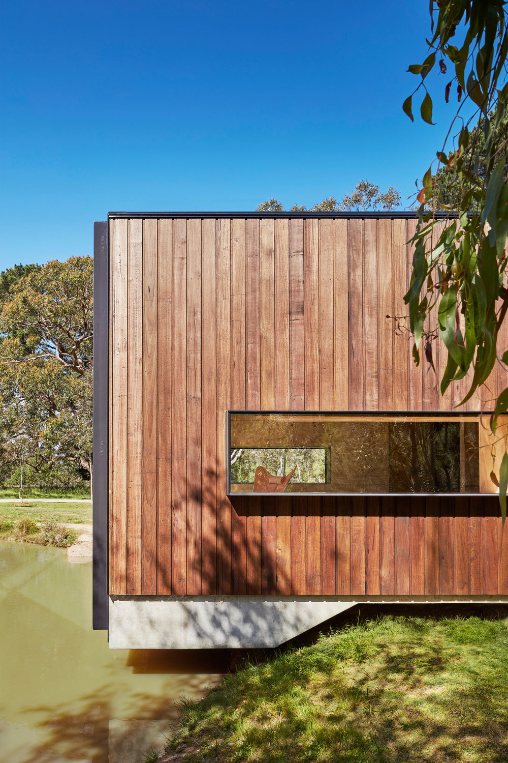 Balnarring Retreat designed by Branch Studio Architects