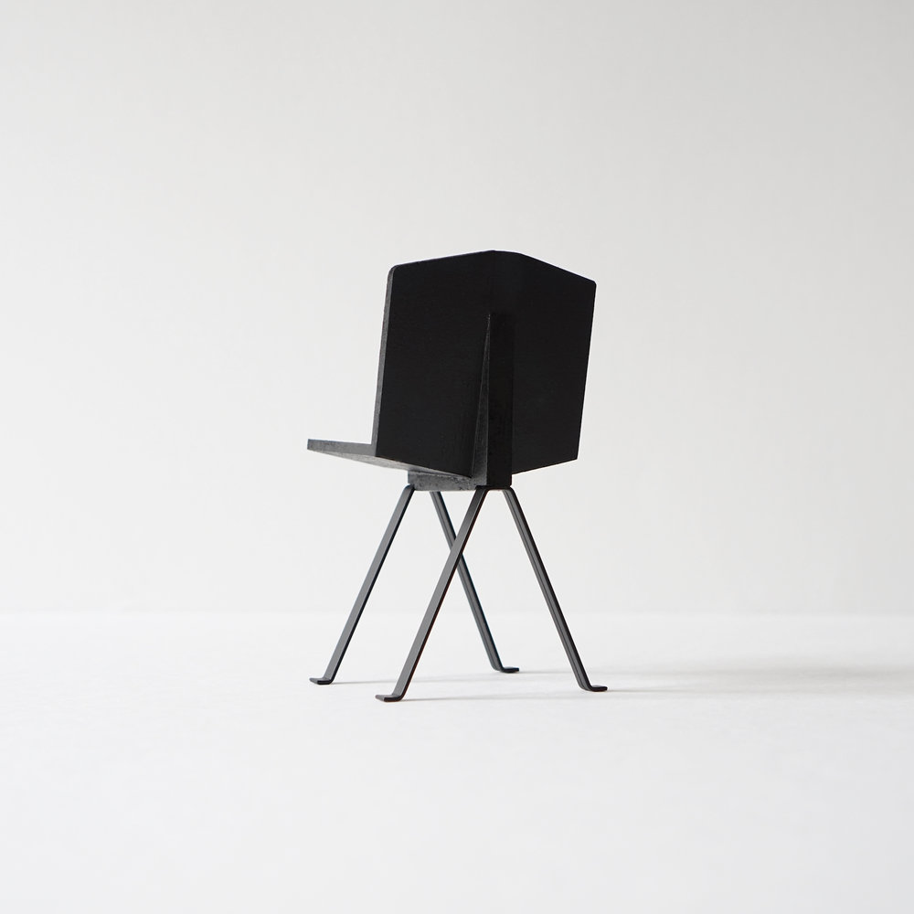 Piraeus Chair designed by Leonard Kadid
