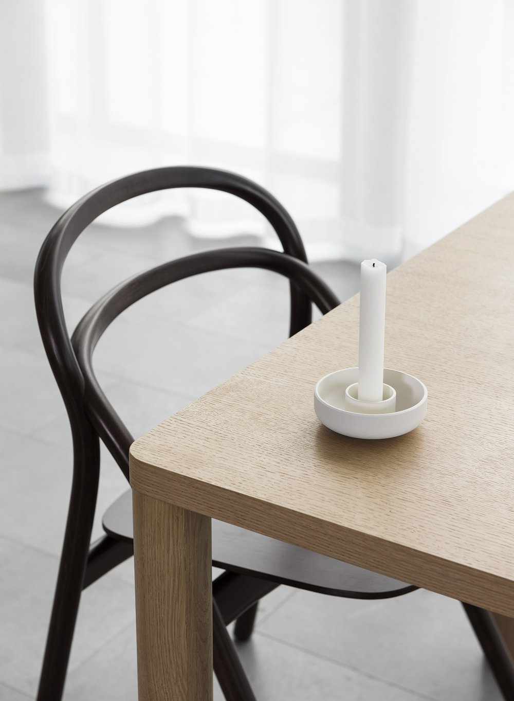 Udon Chair designed by Staffan Holm
