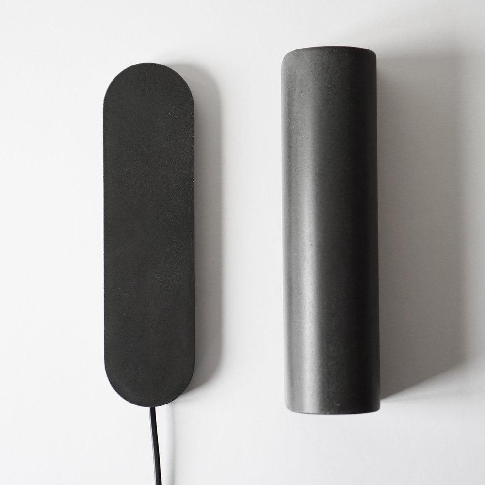 Möja table lamp designed by Leonard Kadid