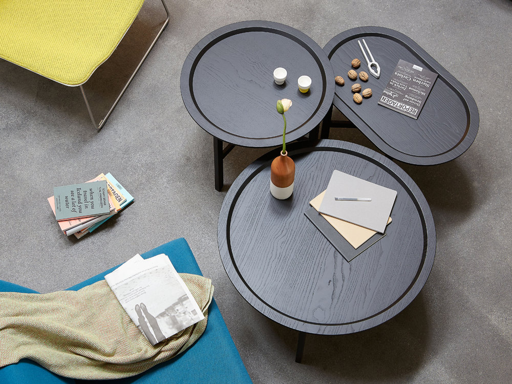 Pli Table designed by Florian Hauswirth