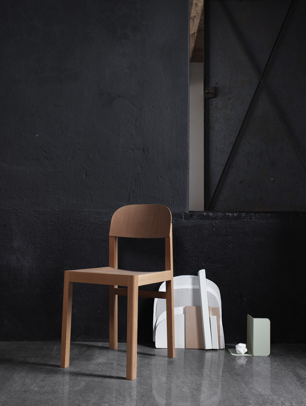 Workshop Chair designed by Cecilie Manz