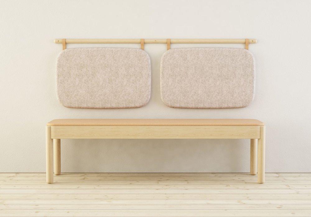Wakufuru Collection designed by Johan Kauppi