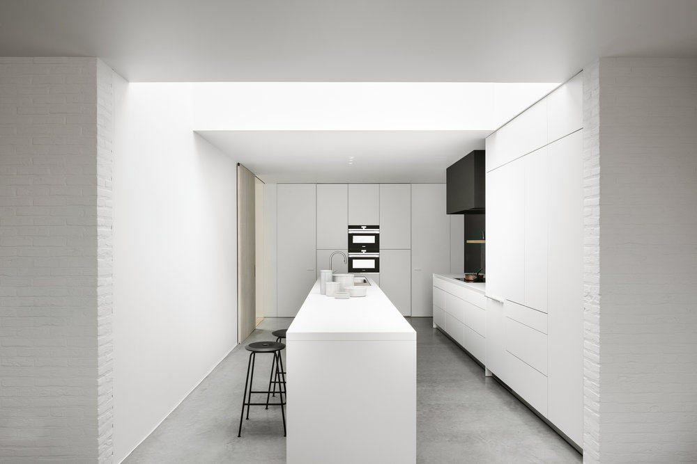 Kitchen and More designed by Vincent Holvoet
