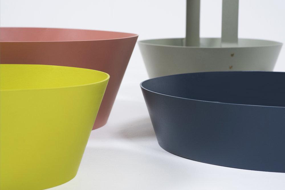 Hancock Baskets designed by Studio Tolvanen
