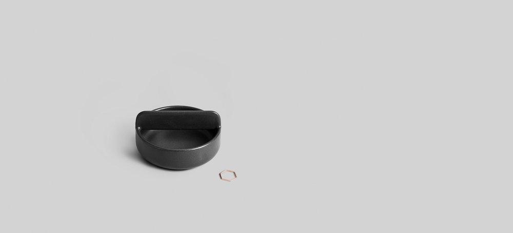 Trestle Bowl Set by Zoe Mowat