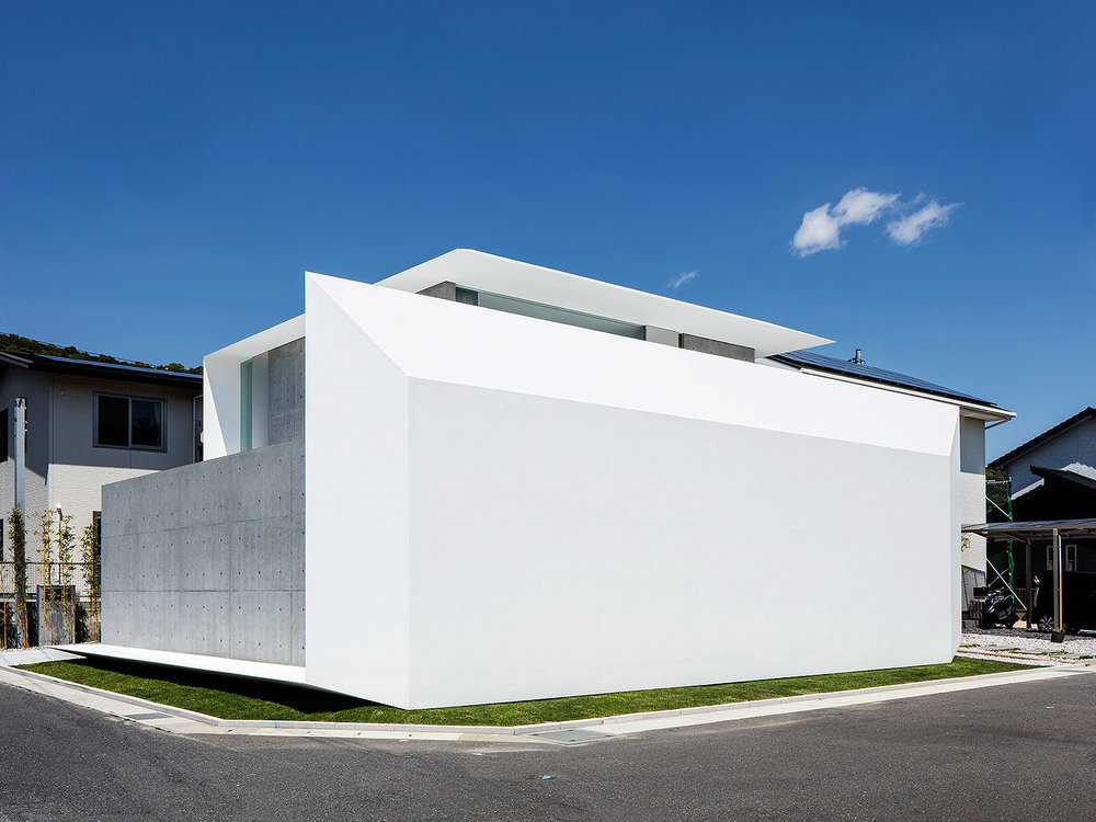 FU-House designed by Kubota Architect Atelier