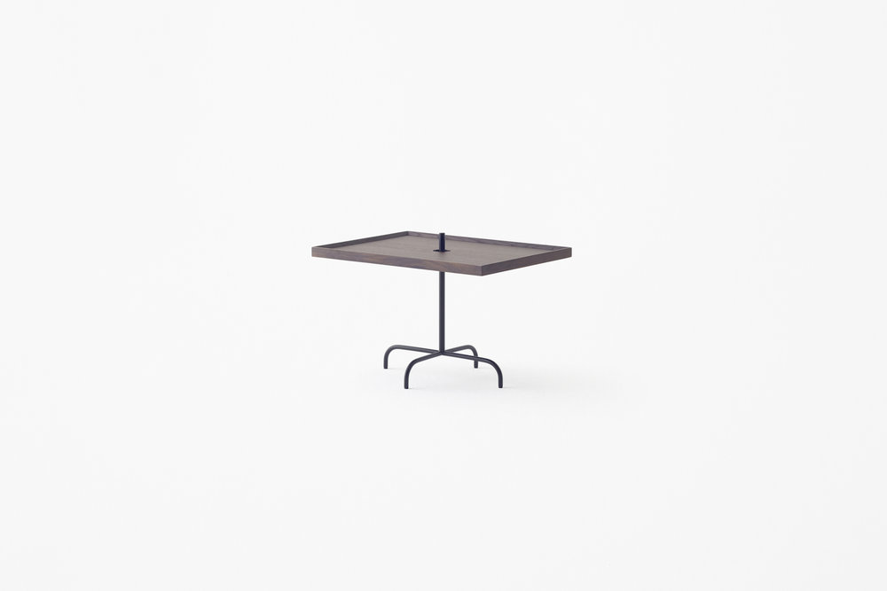Sail Table designed by Nendo