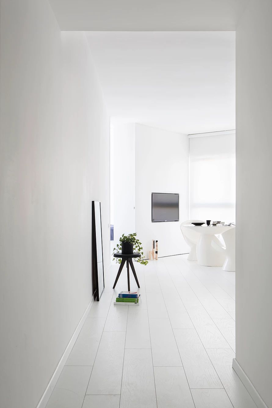 S|H Apartment designed by Yael Perry