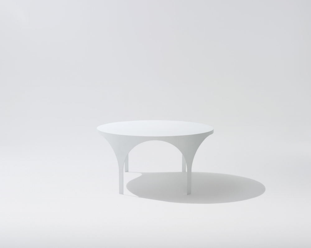 Two Tables designed by BoardGrove Architects