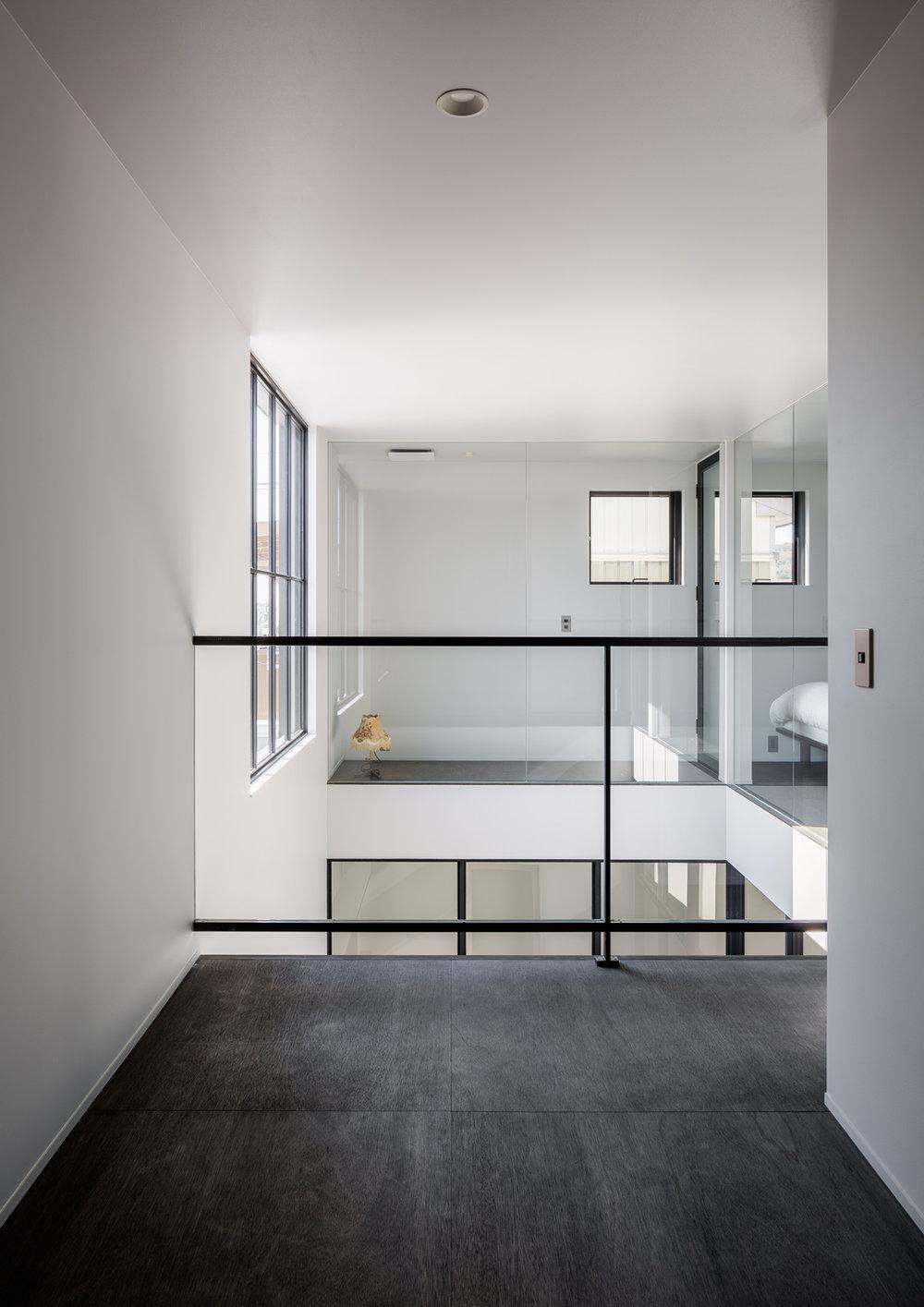 Residence in Takariya designed by Nakasai Architects