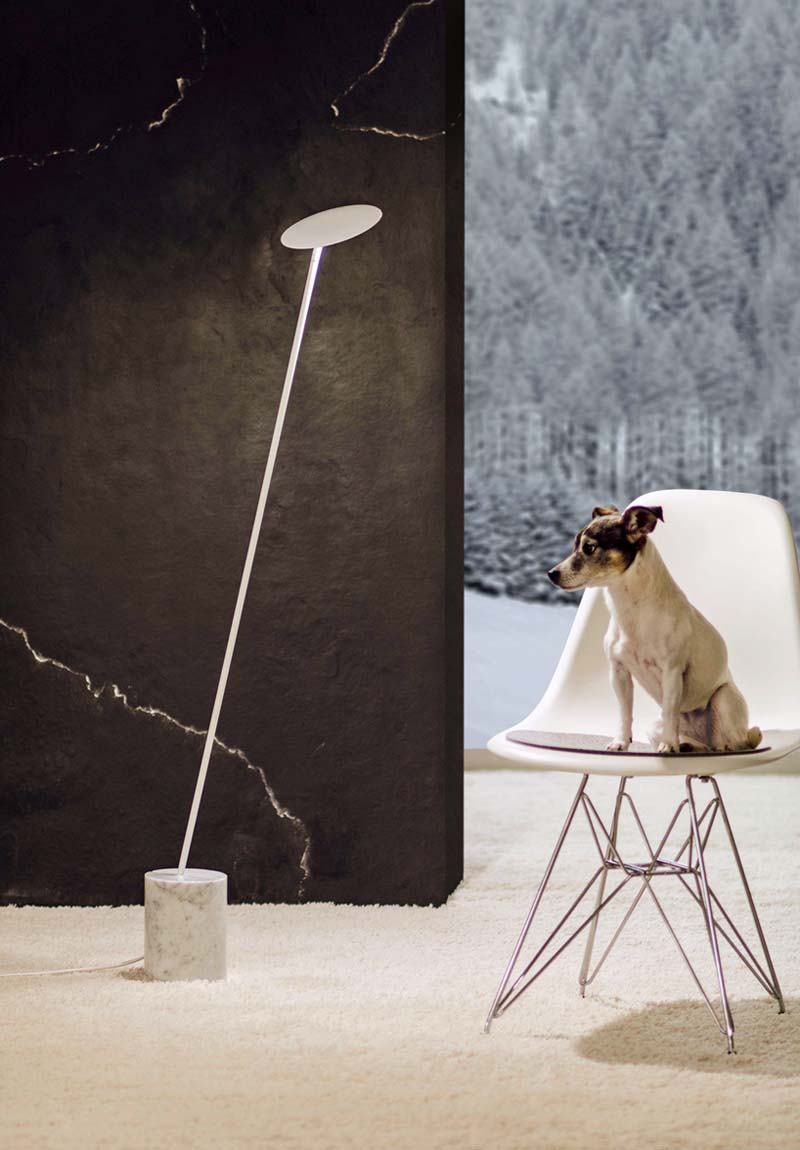 Circles Floor Lamp by designed Kutarq Studio