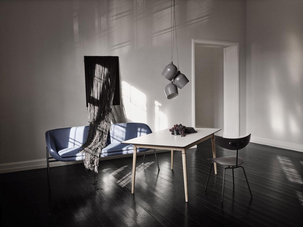 Gala Sofa designed by Sebastian Alberdi