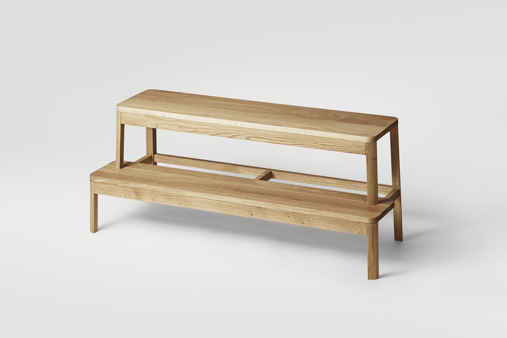 Arise Bench designed by Million