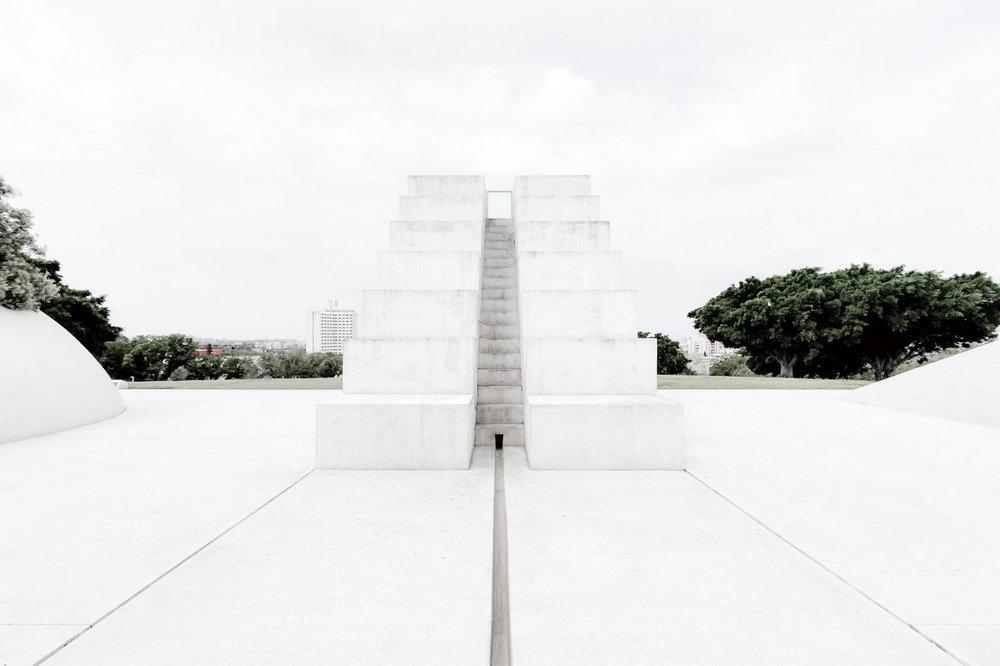 White Square photographed by Richard Jochum