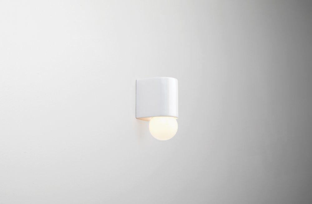 White Porcelain Series by Michael Anastassiades