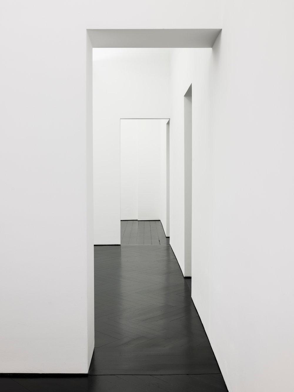 Galerie Berinson designed by Gonzalez Haase AAS