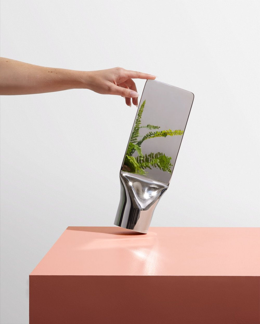 Press Mirror designed by Philippe Malouin
