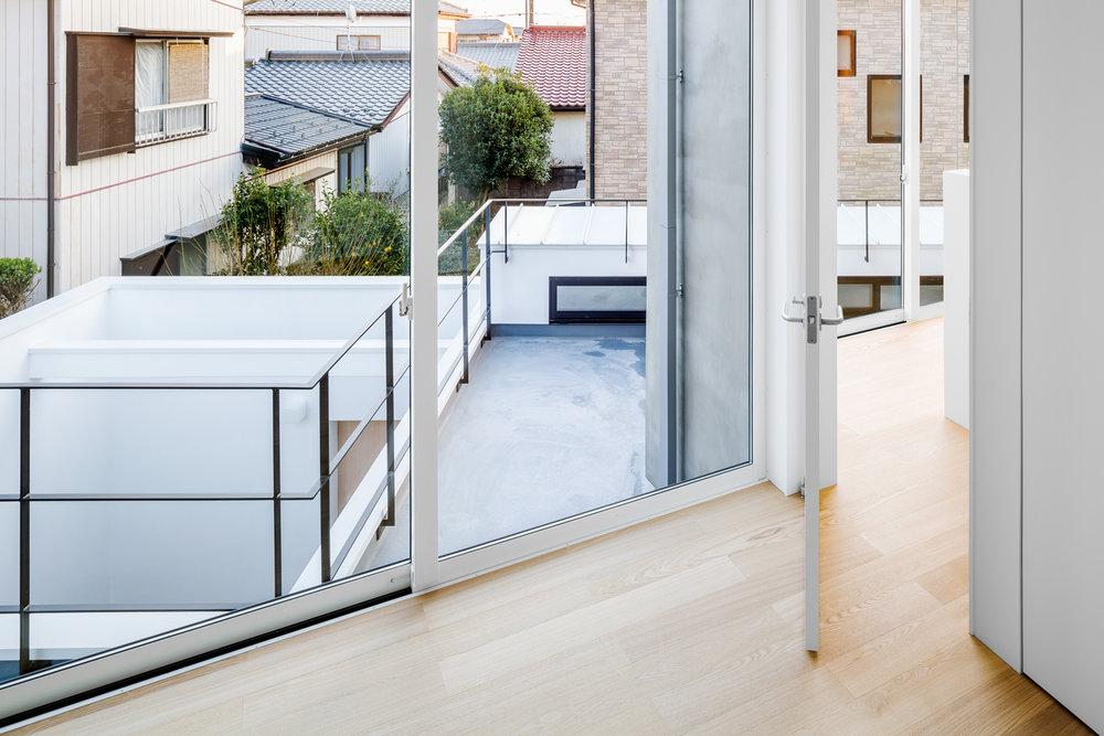 Shift Block designed by Kichi Architectural Design