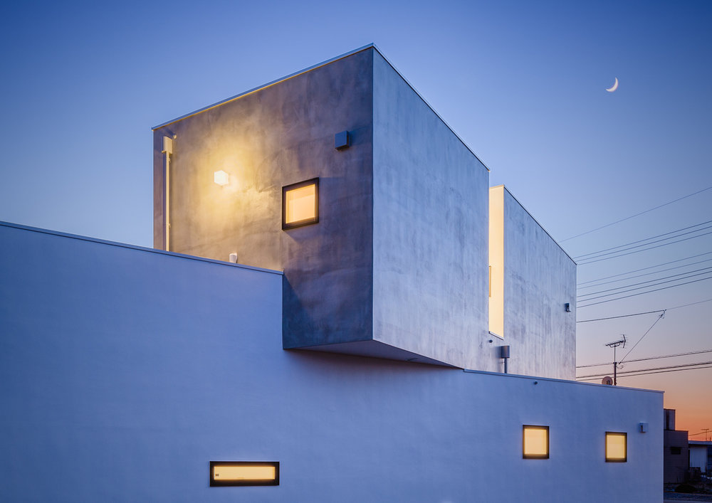 Shift Block designed by Kichi Architectural Design