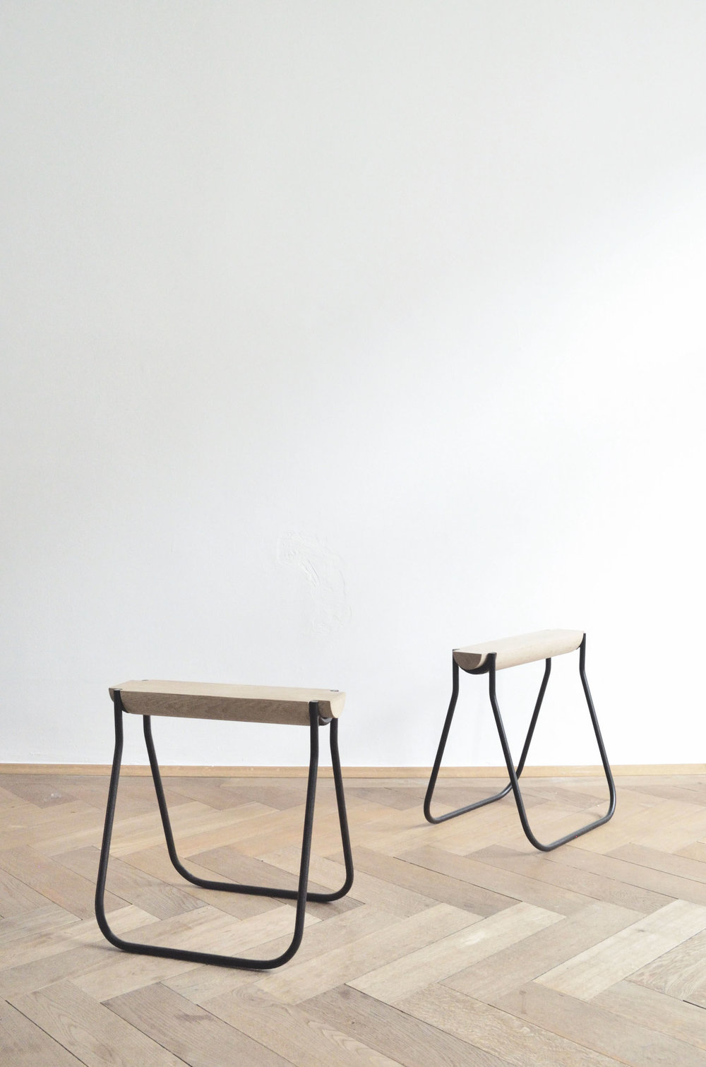 6040 Stool designed by Studio Stephan Schmid