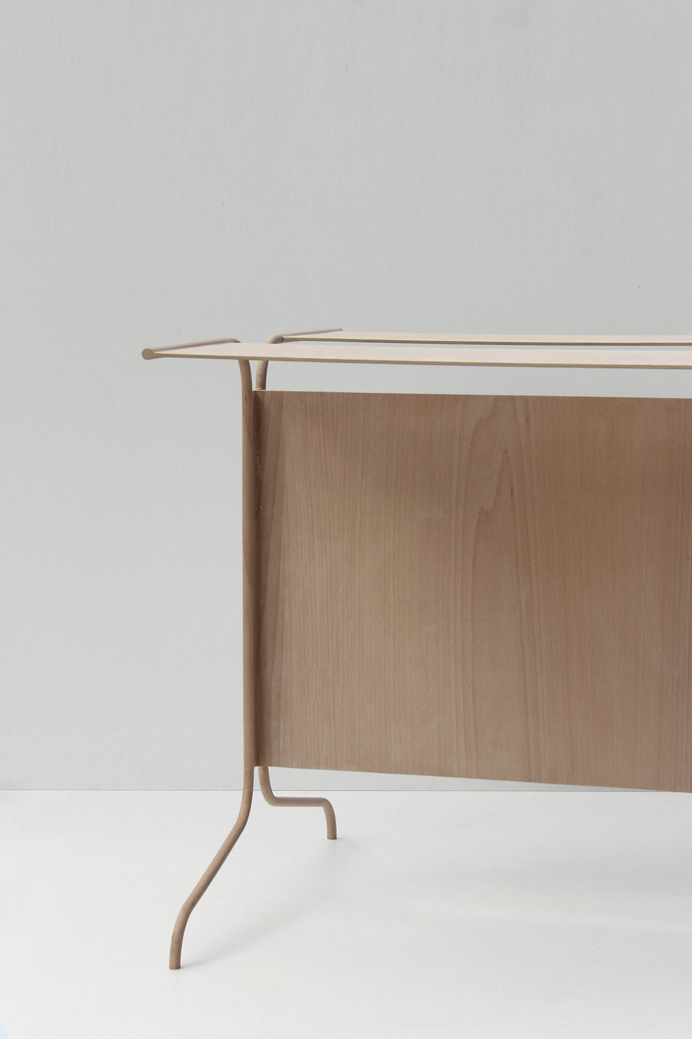 Linear Wood designed by Christian Heikoop