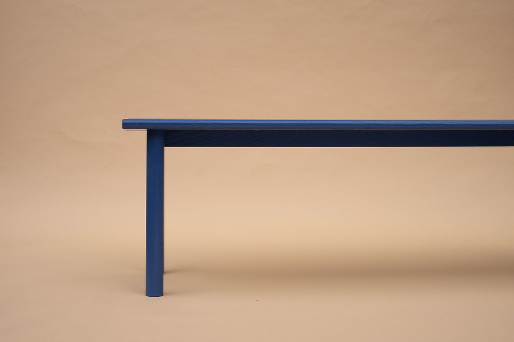 Bench for Sarah designed by Mentsen