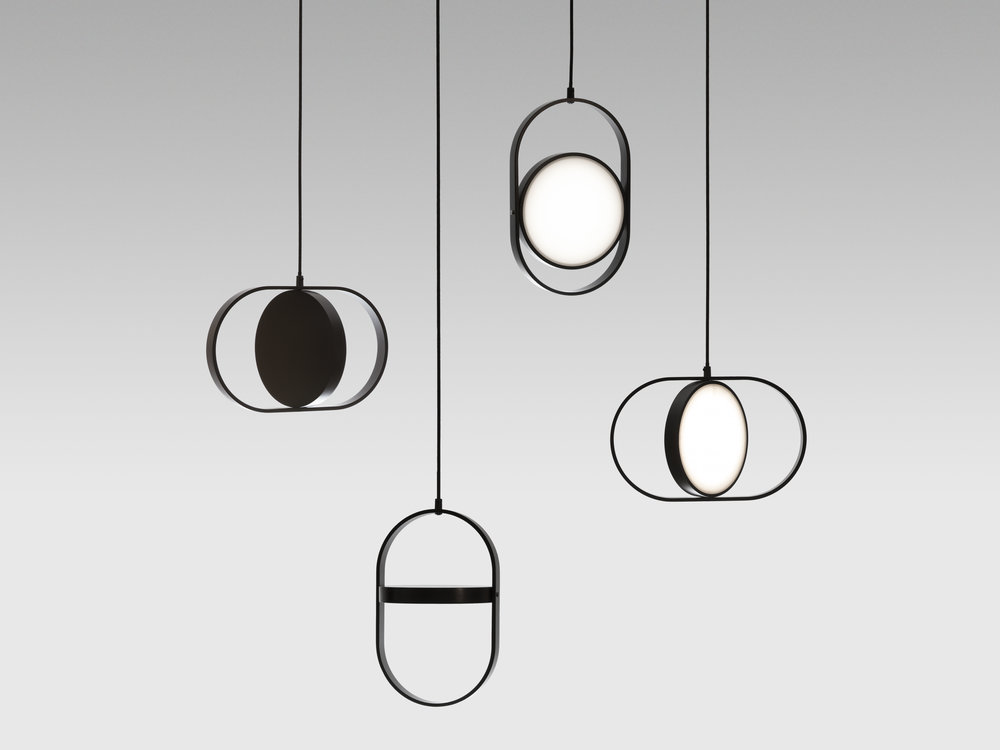 KUU Pendant Light designed by Elina Ulvio