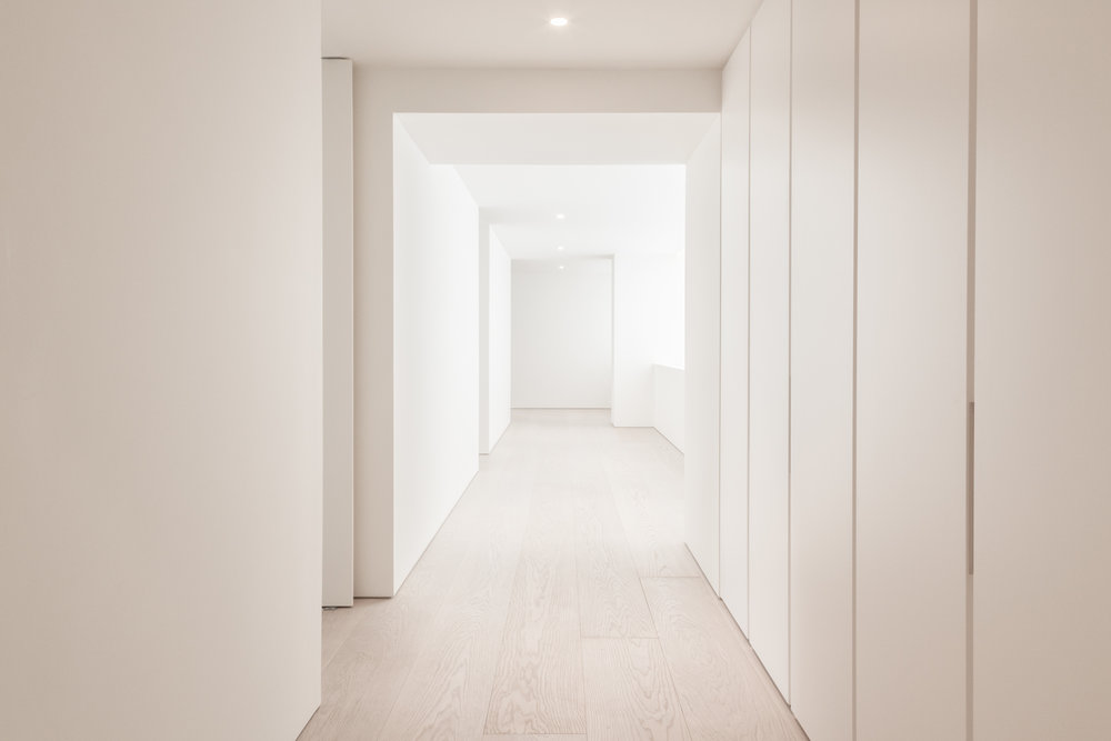 Armonia Apartments designed by John Pawson