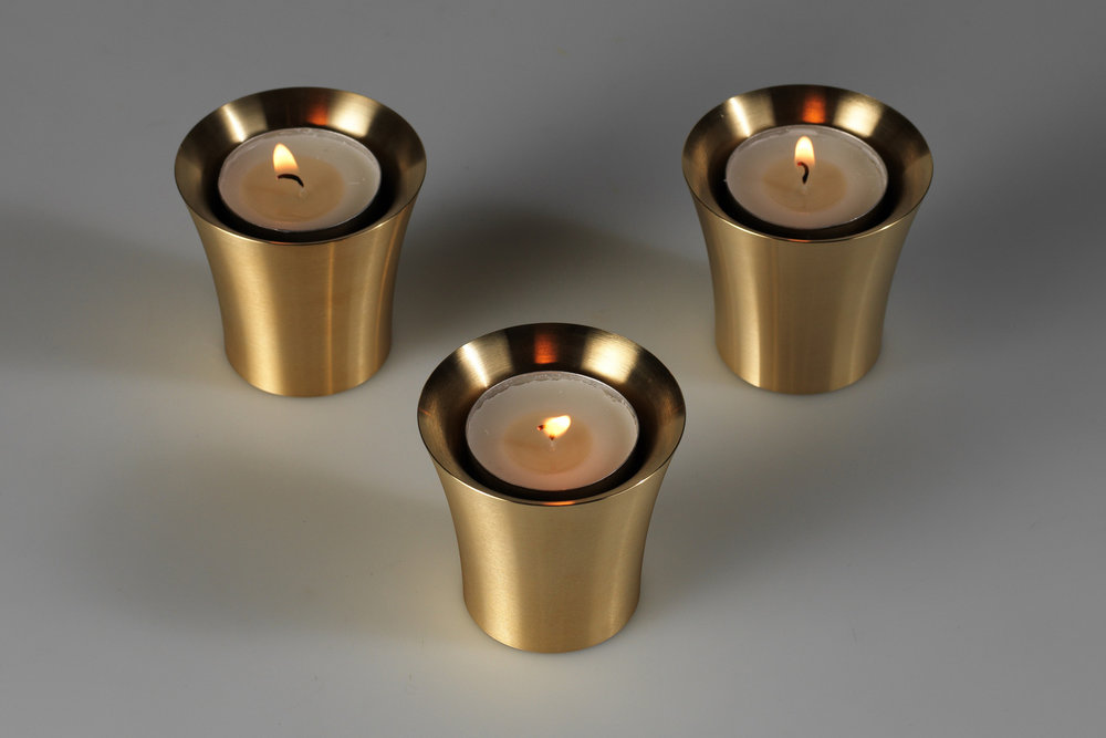 Candle Holder by Shinya Oguchi