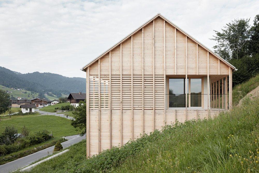 Haus Höller by Innauer-Matt Architekten