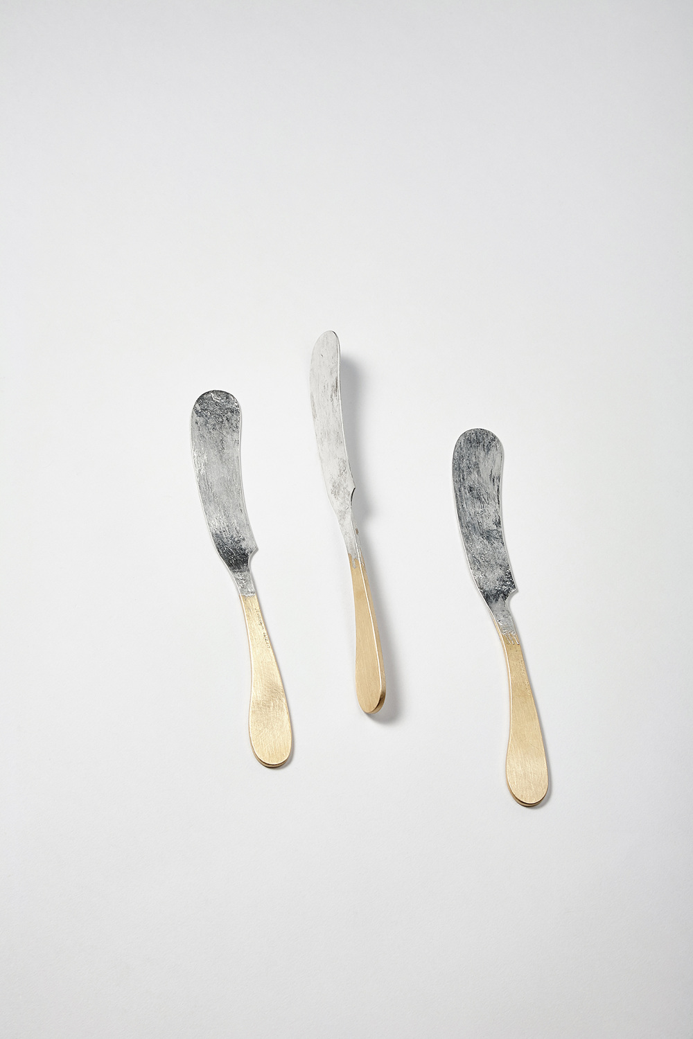 Brass Butter Knife designed by studiokyss