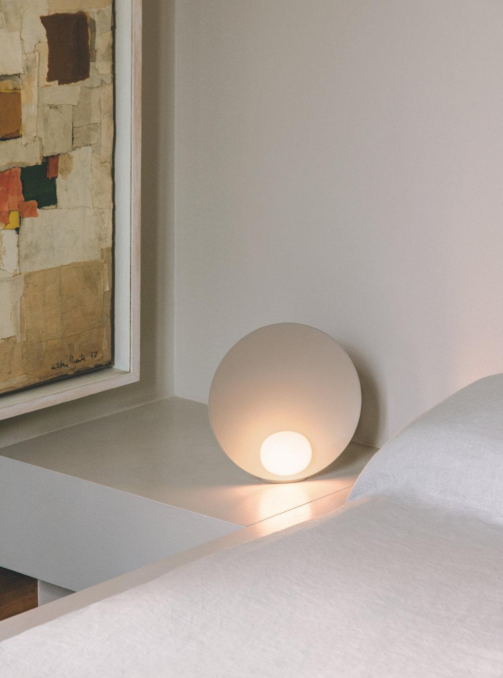 Musa Lamp designed by Note Design Studio