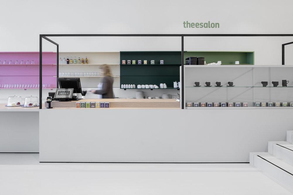 Museum Princessehof designed by i29