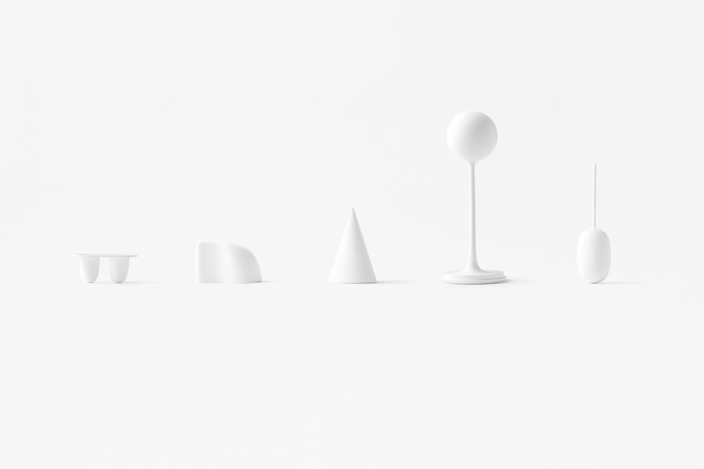 Air Lids designed by nendo and Daikin