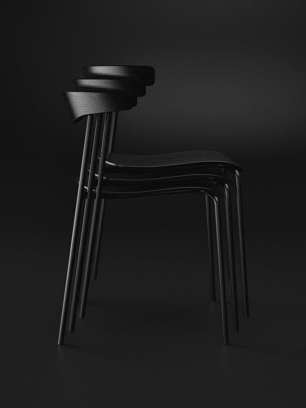 Hugchair designed Jens FagerforEdsbyn