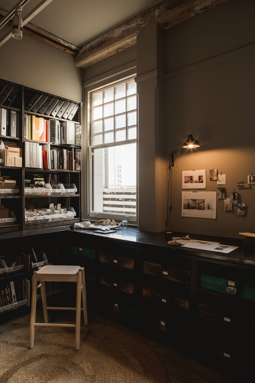 Williams Burton Leopardi Studio designed by Williams Burton Leopardi