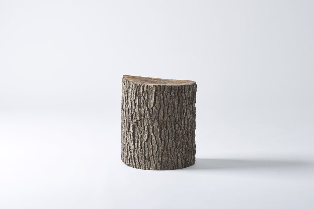 Trunk Stools designed by YOY