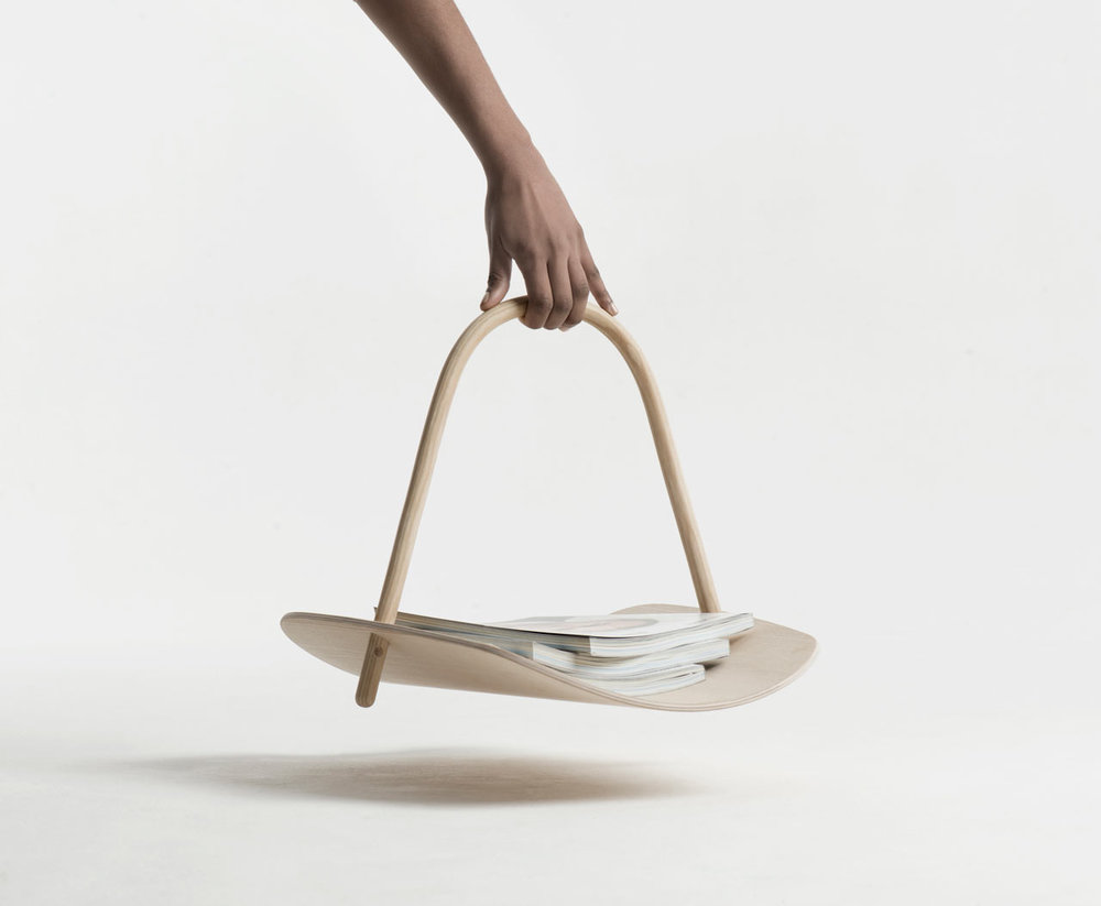 The Basket designed by Benjamin Hubert from Layer