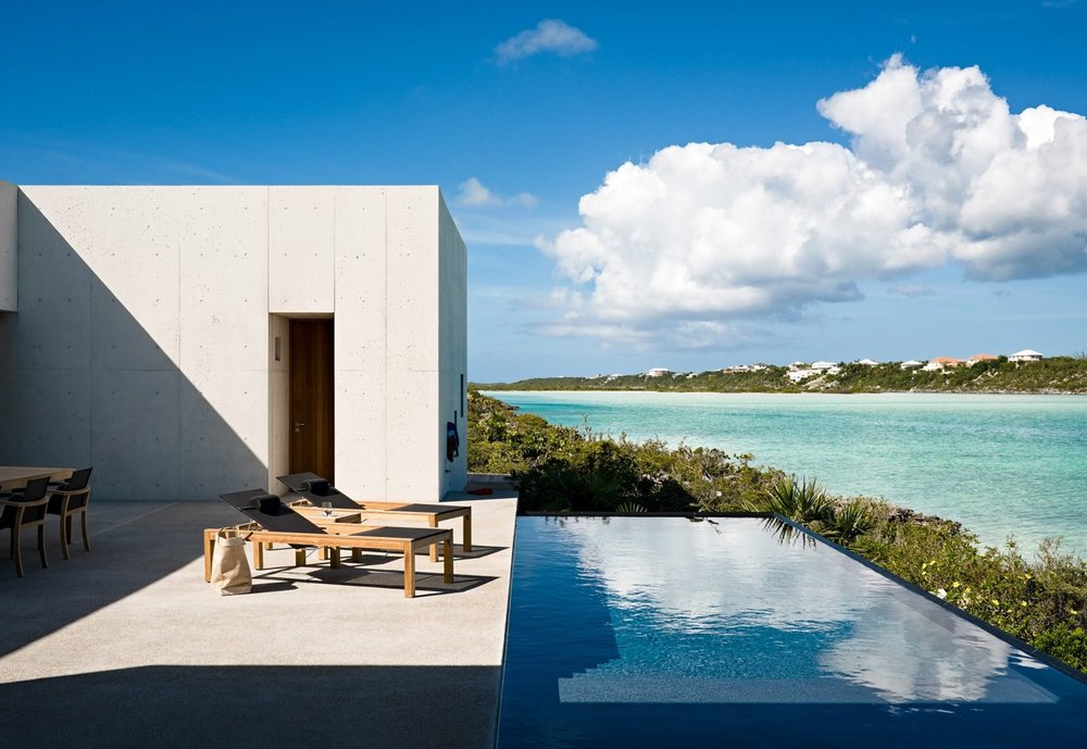 Le Cabanon designed by Rick Joy Architects