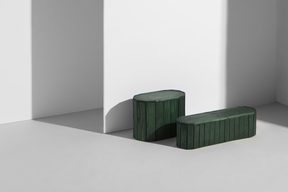 Cooper Boxes designed by Vera & Kyte