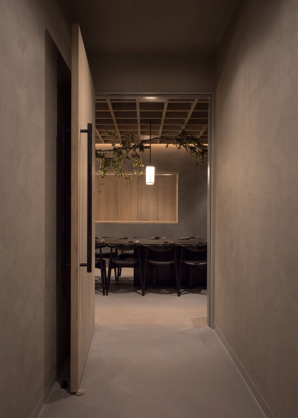 Sticks n Sushi designed by Norm Architects