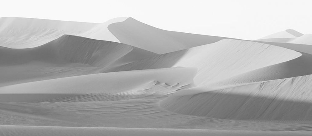 Dunes: Landscapes Evolving photography by Drew Doggett