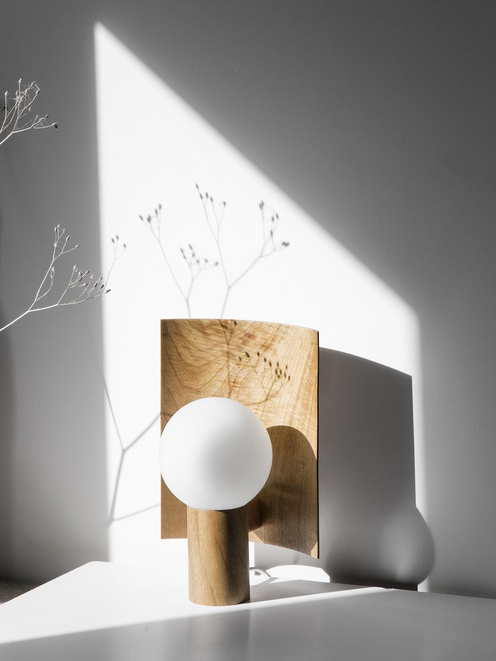 Autumn Lamp designed by Ferréol Babin