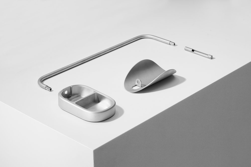 Gota Lamp Collection designed by OGSB and Ateliers J&J